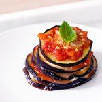 Recipe for aubergine parmigiana, melanzane alla parmigiana